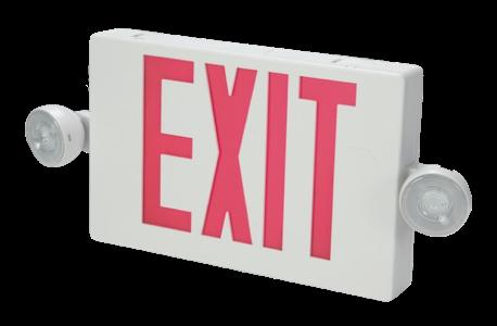 Surelites Apc Series Exit Signs Rileyelectricalsupply Com